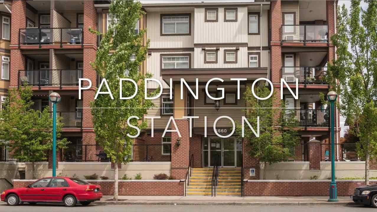 """Main Photo: 453 5660 201A Street in Langley: Langley City Condo for sale in """"Paddington Station"""" : MLS®# R2356475"""