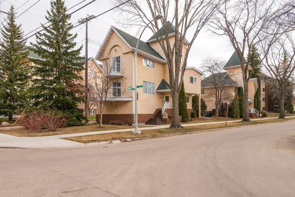 Main Photo: 10750 University Avenue S in Edmonton: Zone 15 Condo for sale : MLS®# E4152194