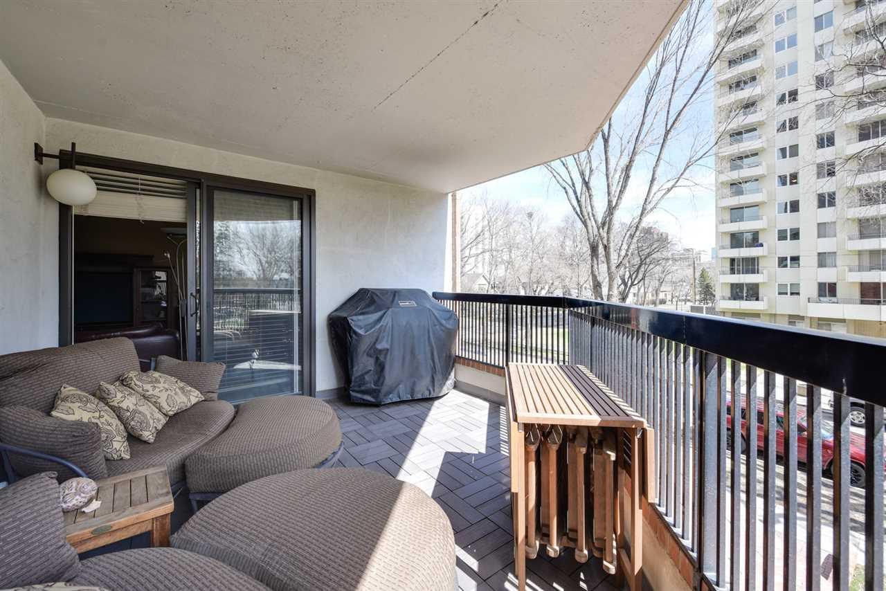 Photo 18: Photos: 205 11503 100 Avenue in Edmonton: Zone 12 Condo for sale : MLS®# E4155047
