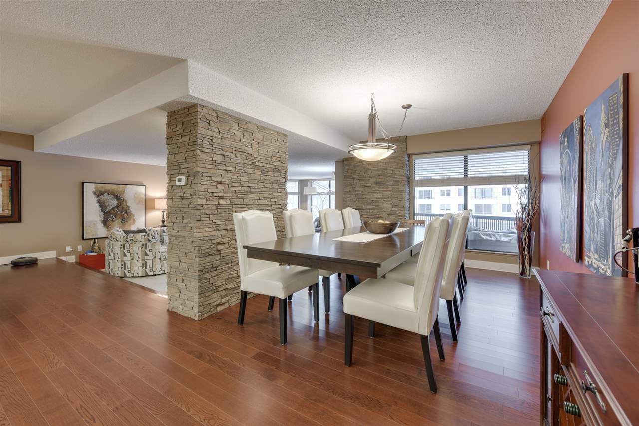 Photo 6: Photos: 205 11503 100 Avenue in Edmonton: Zone 12 Condo for sale : MLS®# E4155047