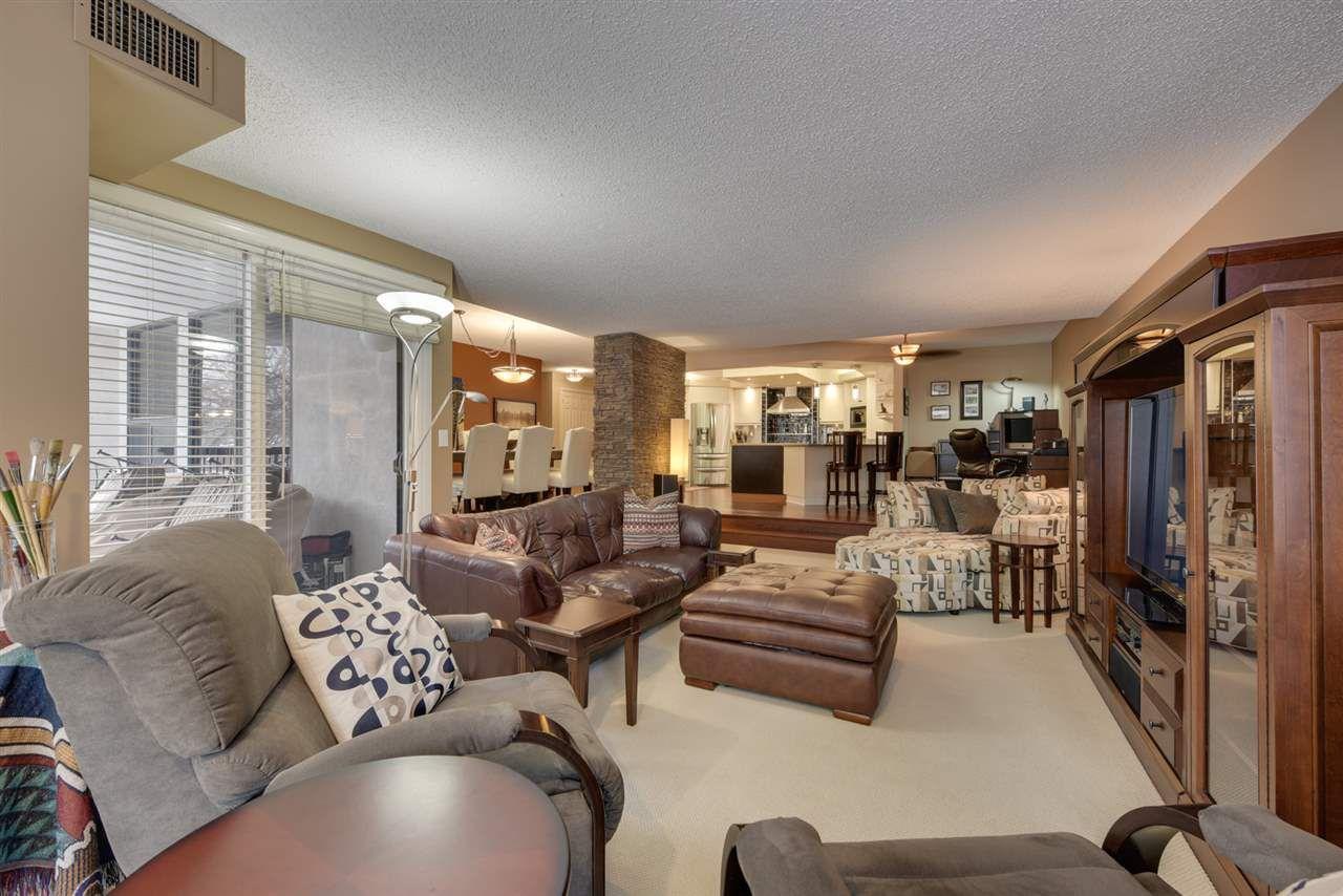 Photo 3: Photos: 205 11503 100 Avenue in Edmonton: Zone 12 Condo for sale : MLS®# E4155047