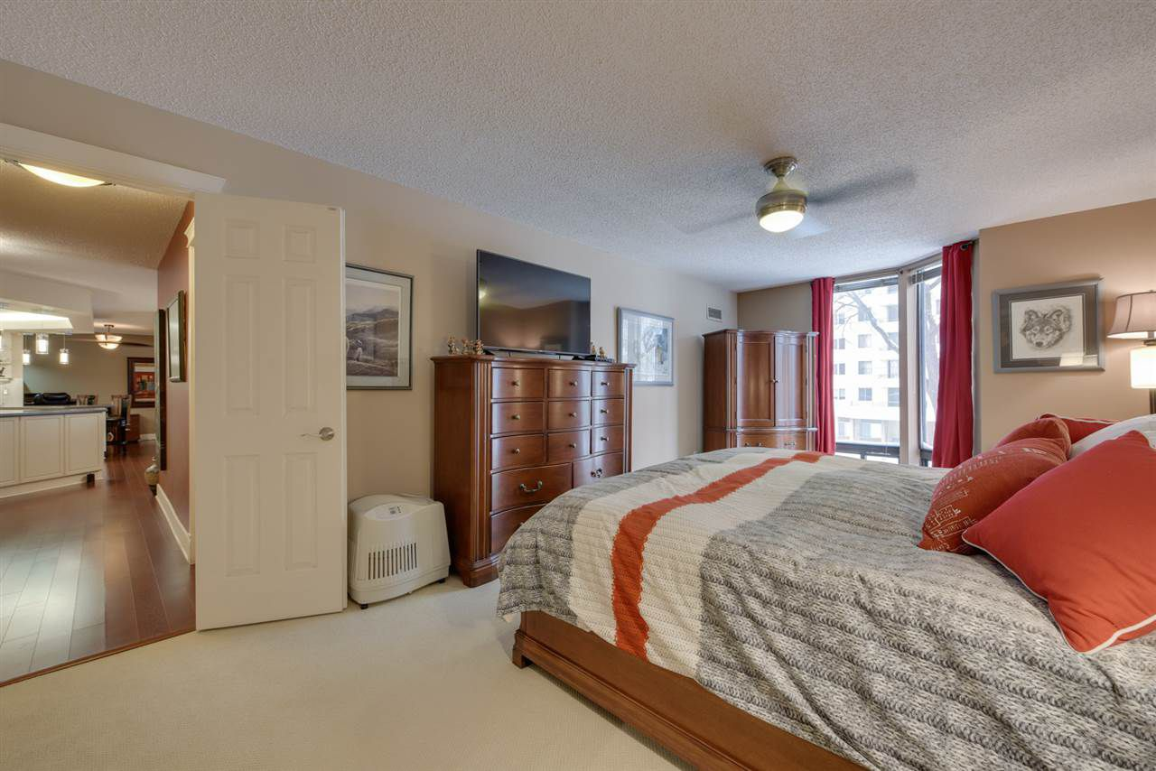 Photo 21: Photos: 205 11503 100 Avenue in Edmonton: Zone 12 Condo for sale : MLS®# E4155047