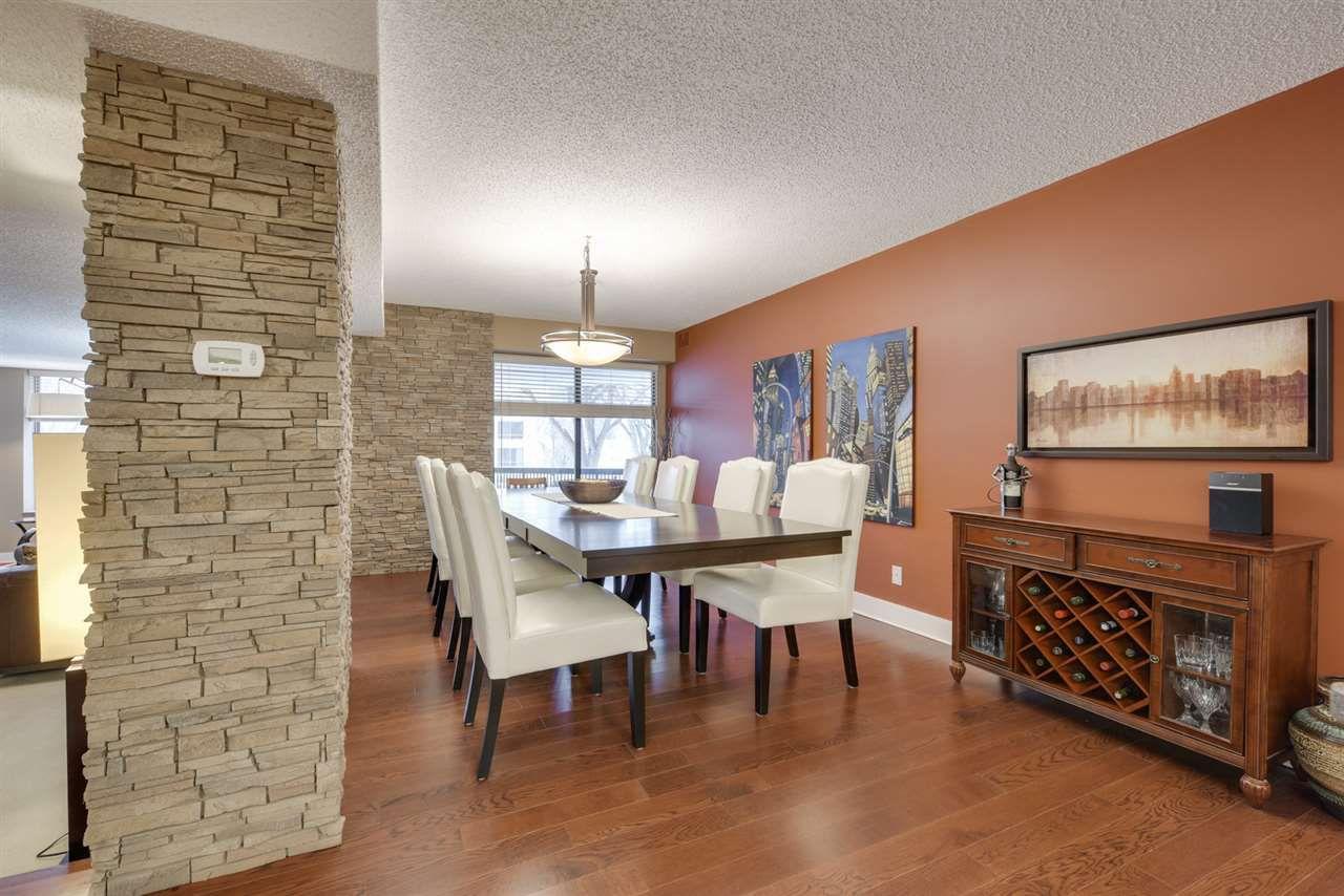 Photo 7: Photos: 205 11503 100 Avenue in Edmonton: Zone 12 Condo for sale : MLS®# E4155047