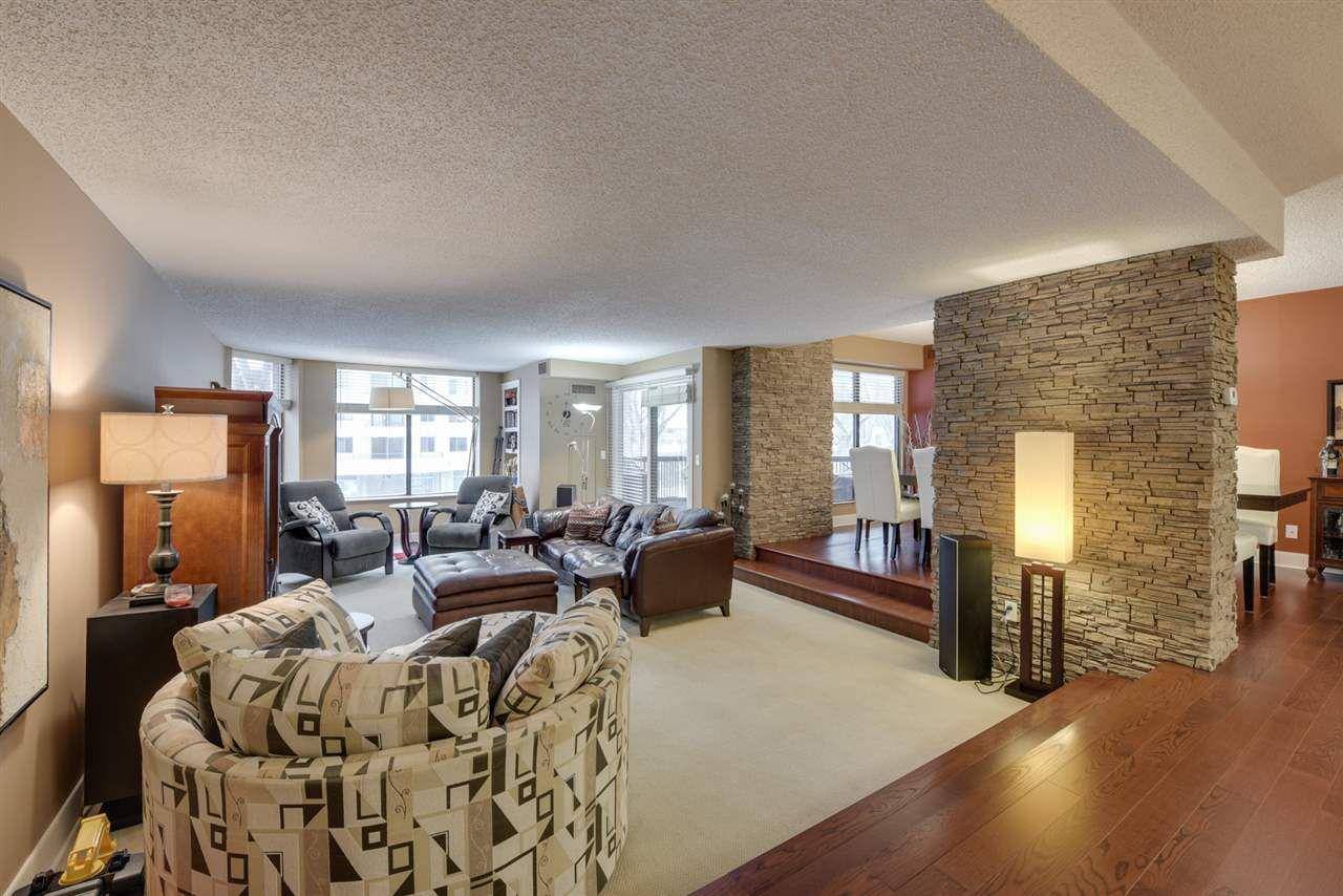 Photo 1: Photos: 205 11503 100 Avenue in Edmonton: Zone 12 Condo for sale : MLS®# E4155047