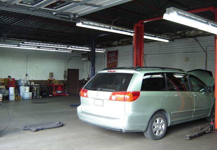 Main Photo: ~ AUTO REPAIR SHOP ~ in Burnaby: Metrotown Home for sale (Burnaby South)
