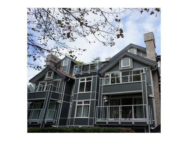 Main Photo: 304 865 W 15TH Avenue in Vancouver: Fairview VW Condo for sale (Vancouver West)  : MLS®# V977119