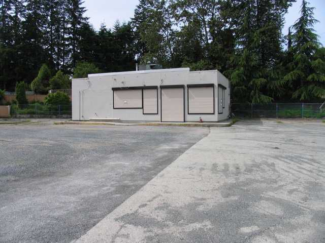 Main Photo: 6191 KING GEORGE in Surrey: Panorama Ridge Commercial for sale : MLS®# F3400834