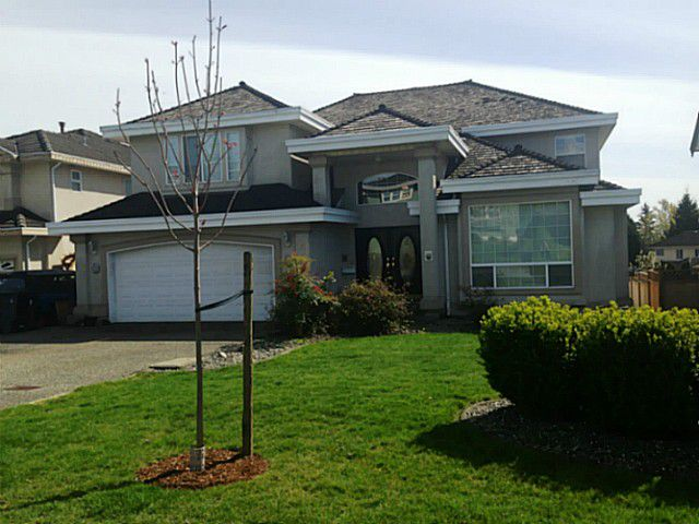 Main Photo: 15282 83RD Avenue in Surrey: Fleetwood Tynehead House for sale : MLS®# F1437662