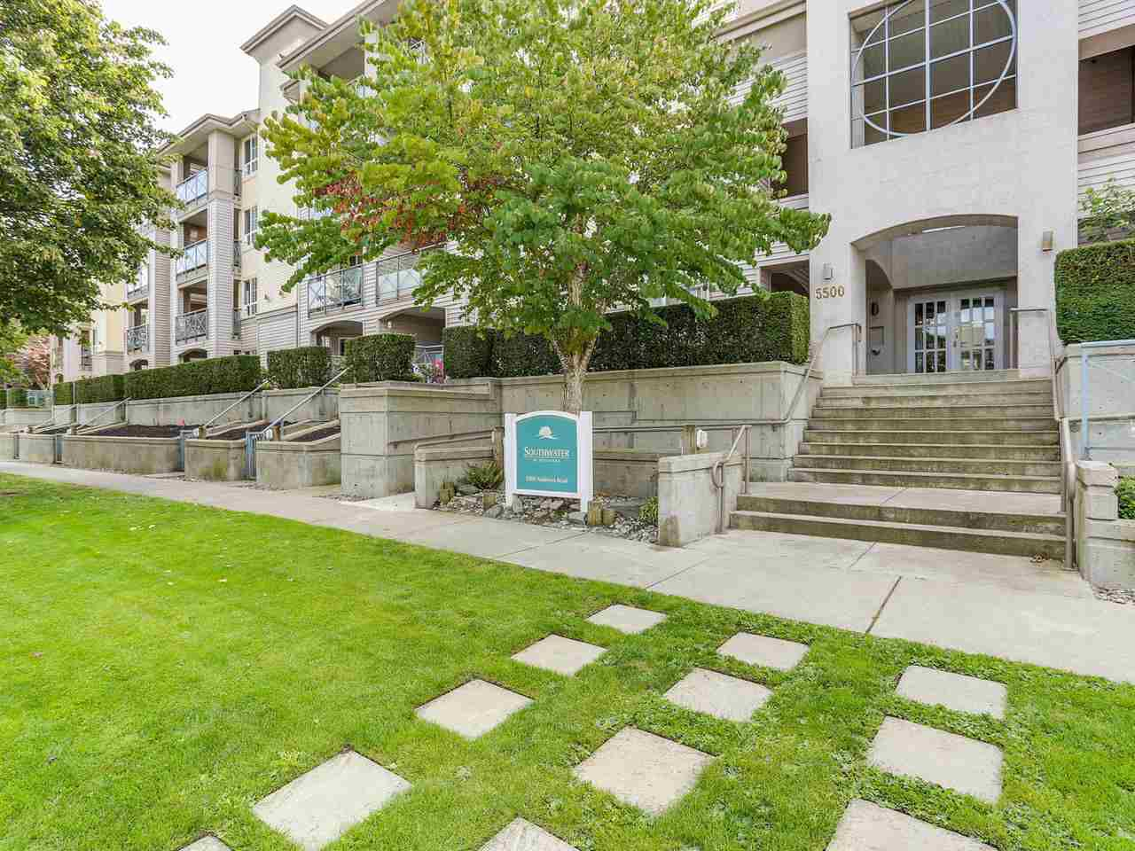 "Main Photo: 329 5500 ANDREWS Road in Richmond: Steveston South Condo for sale in ""SOUTHWATER"" : MLS®# R2107984"