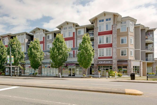 "Main Photo: 324 12350 HARRIS Road in Pitt Meadows: Central Meadows Condo for sale in ""KEY STONE"" : MLS®# R2131039"