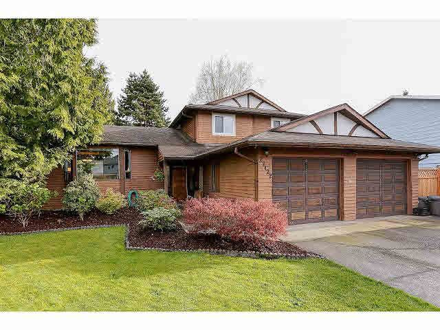 Main Photo: 27122 34A AVENUE in : Aldergrove Langley House for sale : MLS®# F1409863