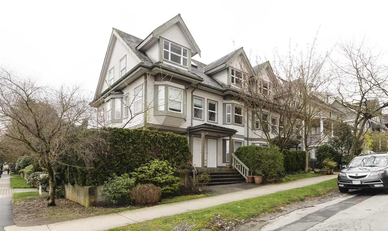 """Main Photo: 2208 ST. GEORGE Street in Vancouver: Mount Pleasant VE Townhouse for sale in """"ST. GEORGE PLACE"""" (Vancouver East)  : MLS®# R2156801"""
