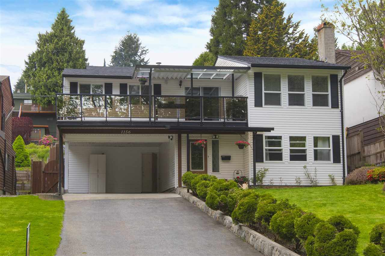 """Main Photo: 1156 HEYWOOD Street in North Vancouver: Calverhall House for sale in """"QUEENSBURY"""" : MLS®# R2169906"""