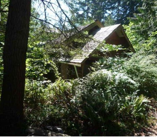 Main Photo: 116 Pilkey Point Road in Thetis Island: Acreage for sale : MLS®# 312845