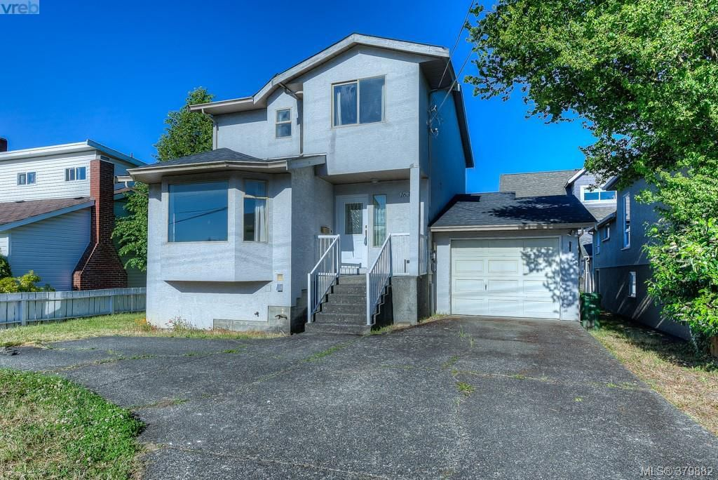 Main Photo: 1633 Foul Bay Road in VICTORIA: OB North Oak Bay Single Family Detached for sale (Oak Bay)  : MLS®# 379882
