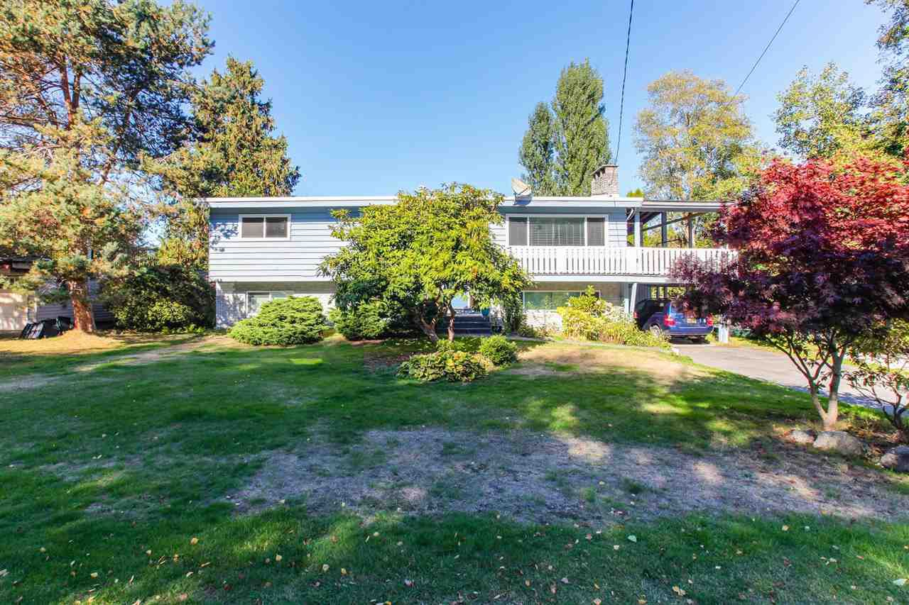 Main Photo: 4907 11A Avenue in Delta: Tsawwassen Central House for sale (Tsawwassen)  : MLS®# R2212303