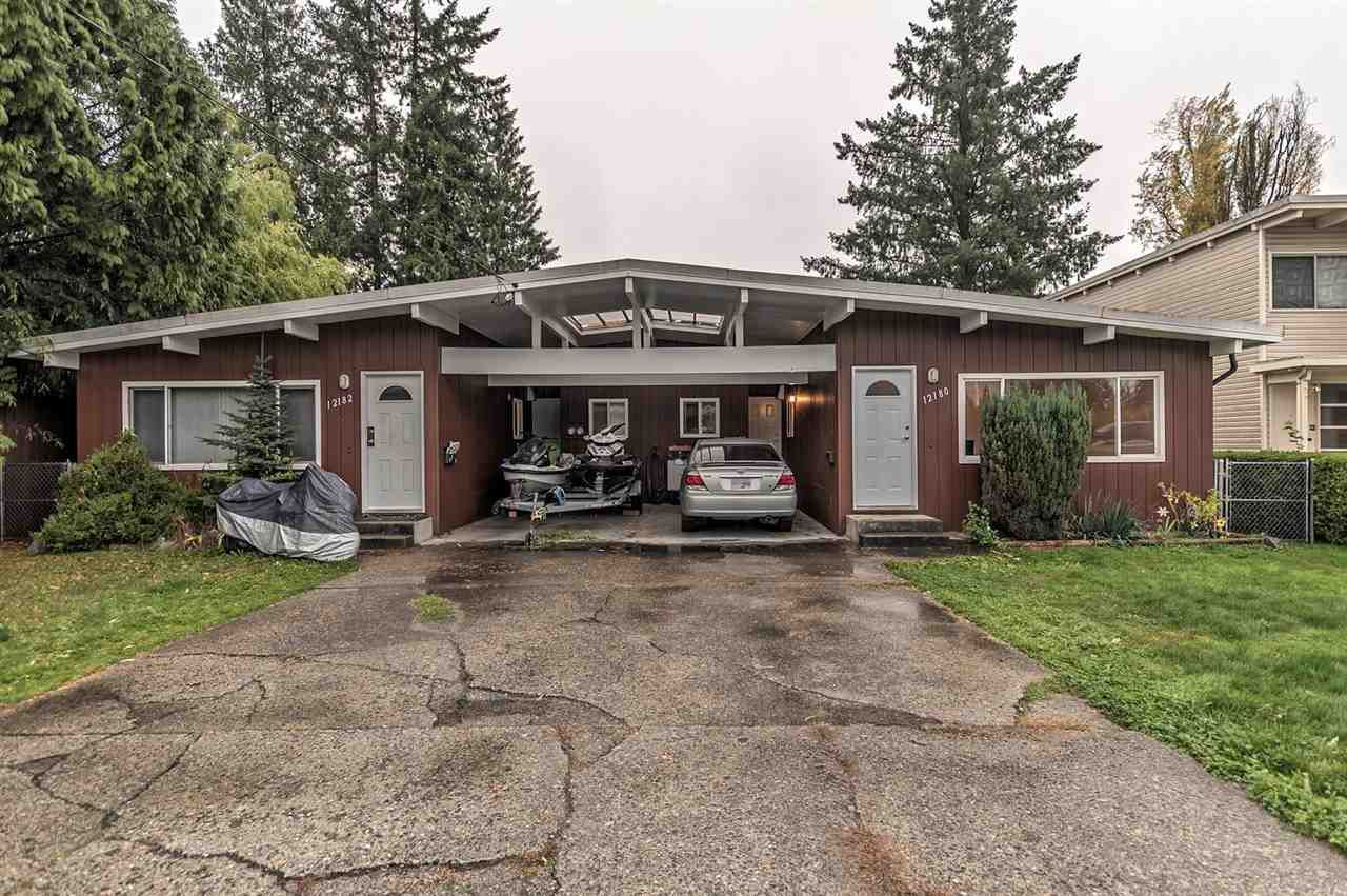 Main Photo: 12180 220 Street in Maple Ridge: West Central House for sale : MLS®# R2220248