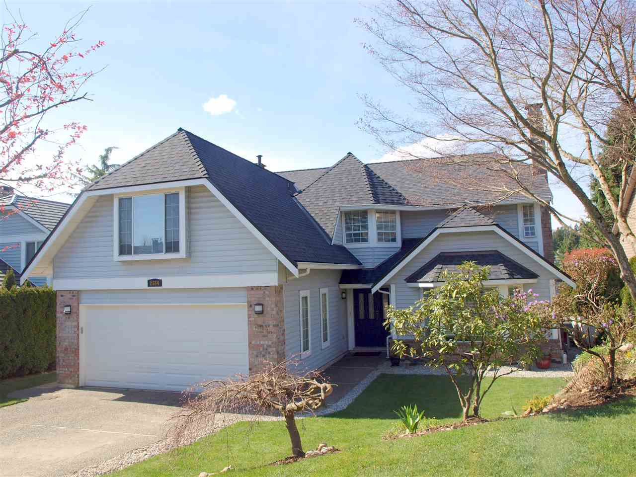 Main Photo: 2584 TRILLIUM PLACE in : Summitt View House for sale : MLS®# R2050984