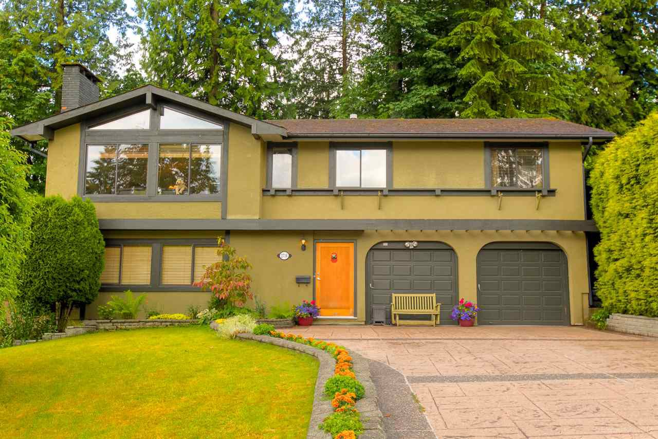 """Main Photo: 2716 ANCHOR Place in Coquitlam: Ranch Park House for sale in """"RANCH PARK"""" : MLS®# R2279378"""