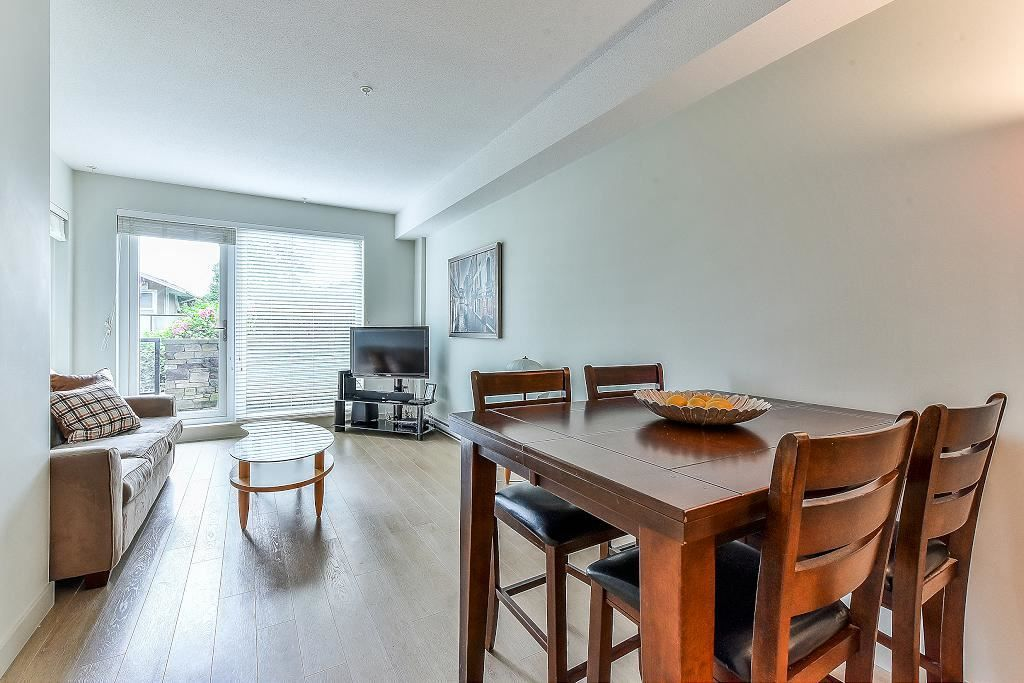"""Main Photo: 106 2214 KELLY Avenue in Port Coquitlam: Central Pt Coquitlam Condo for sale in """"SPRING"""" : MLS®# R2307823"""