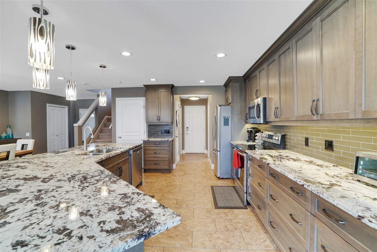 Main Photo: 76 FOXBORO Link: Sherwood Park House for sale : MLS®# E4130811