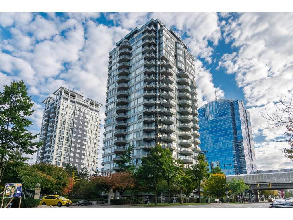 "Main Photo: 1607 13383 108 Avenue in Surrey: Whalley Condo for sale in ""Cornerstone"" (North Surrey)  : MLS®# R2313790"