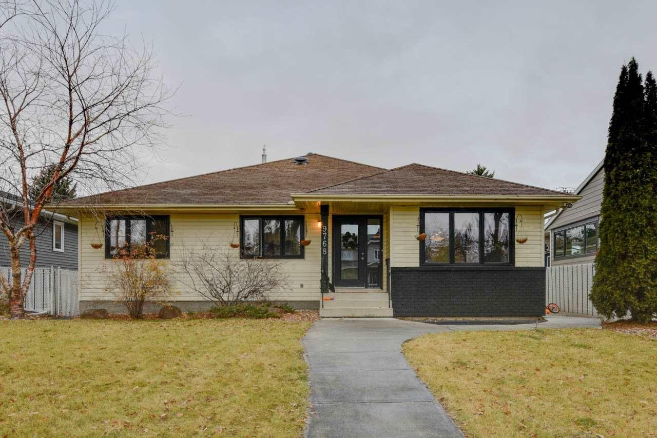 Main Photo: 9768 146 Street in Edmonton: Zone 10 House for sale : MLS®# E4134565