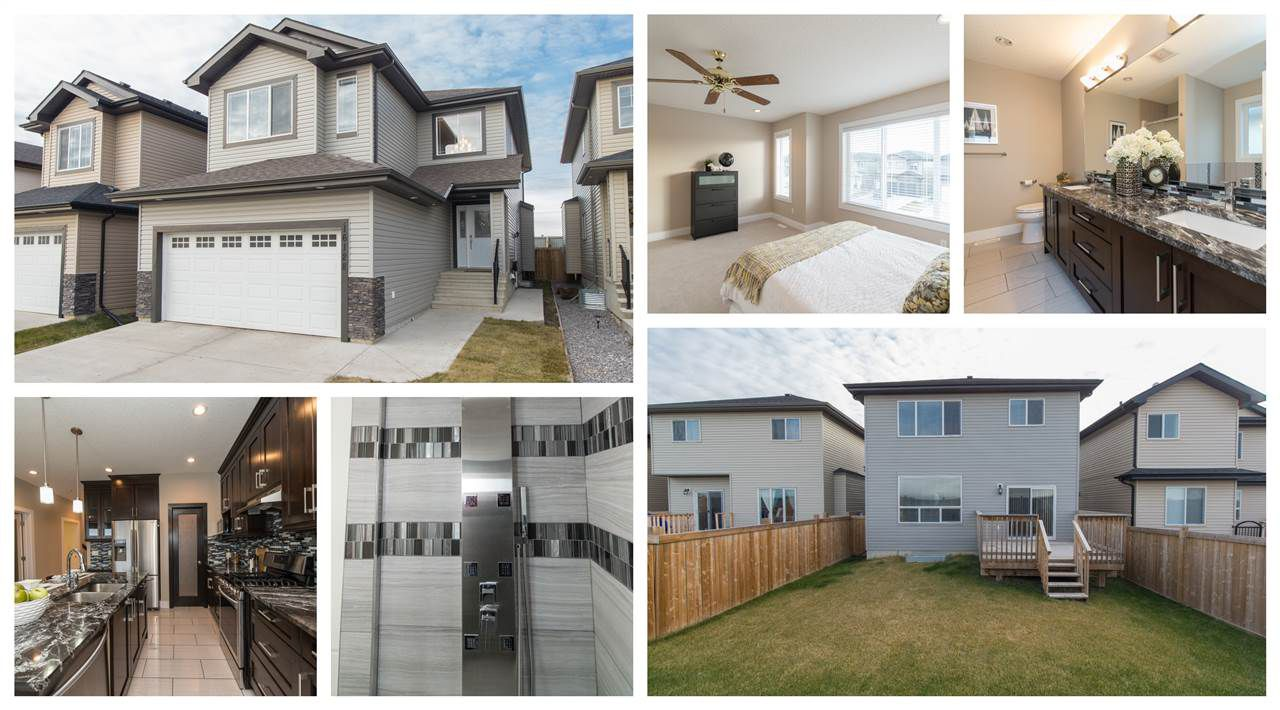 Main Photo: 16128 141 Street in Edmonton: Zone 27 House for sale : MLS®# E4134782