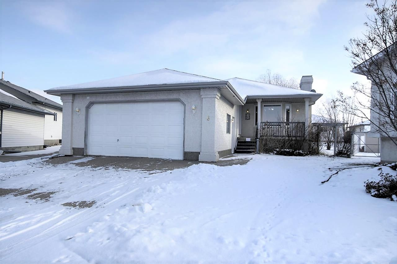 Main Photo: 6 Mullen Court: Leduc House for sale : MLS®# E4135512