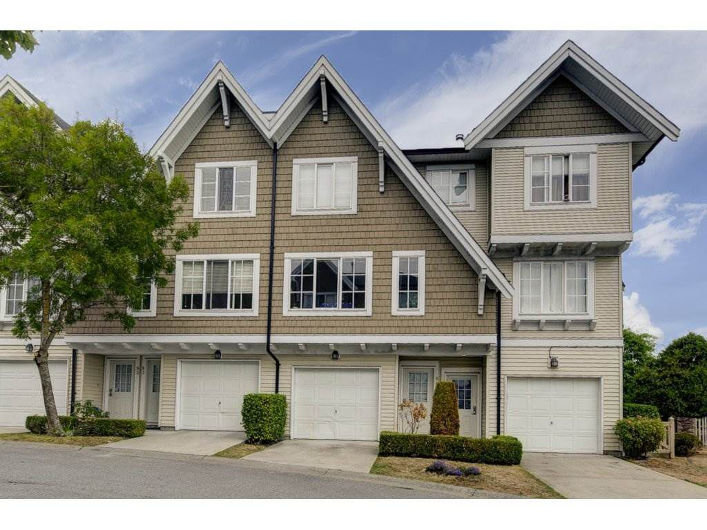"Main Photo: 84 20560 66 Avenue in Langley: Willoughby Heights Townhouse for sale in ""Amberleigh"" : MLS®# R2325814"