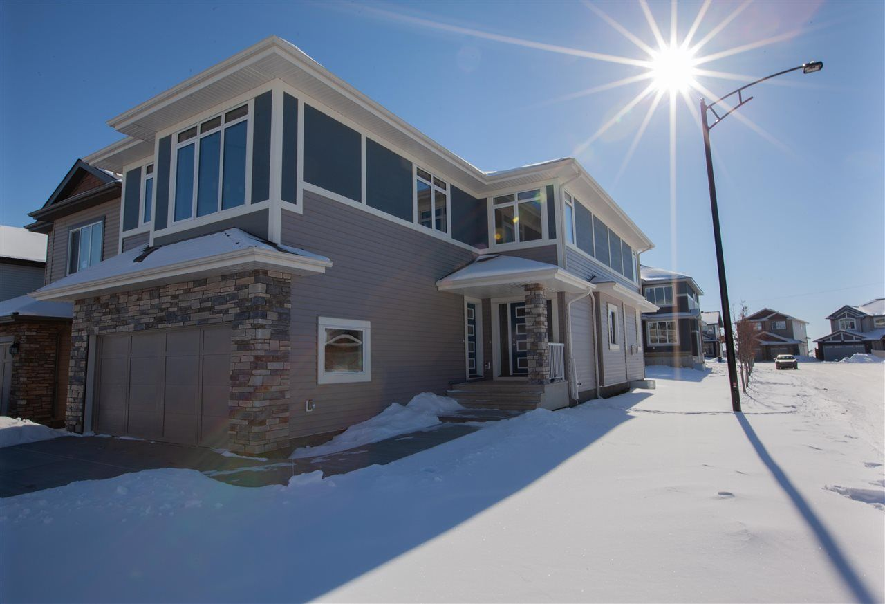 Main Photo: 16139 17 Avenue in Edmonton: Zone 56 House for sale : MLS®# E4149054