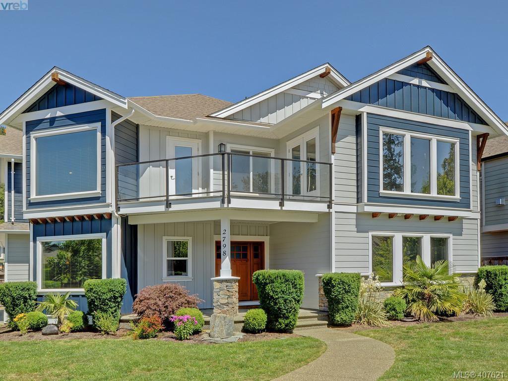 Main Photo: 2798 Guyton Way in VICTORIA: La Langford Lake Single Family Detached for sale (Langford)  : MLS®# 407621