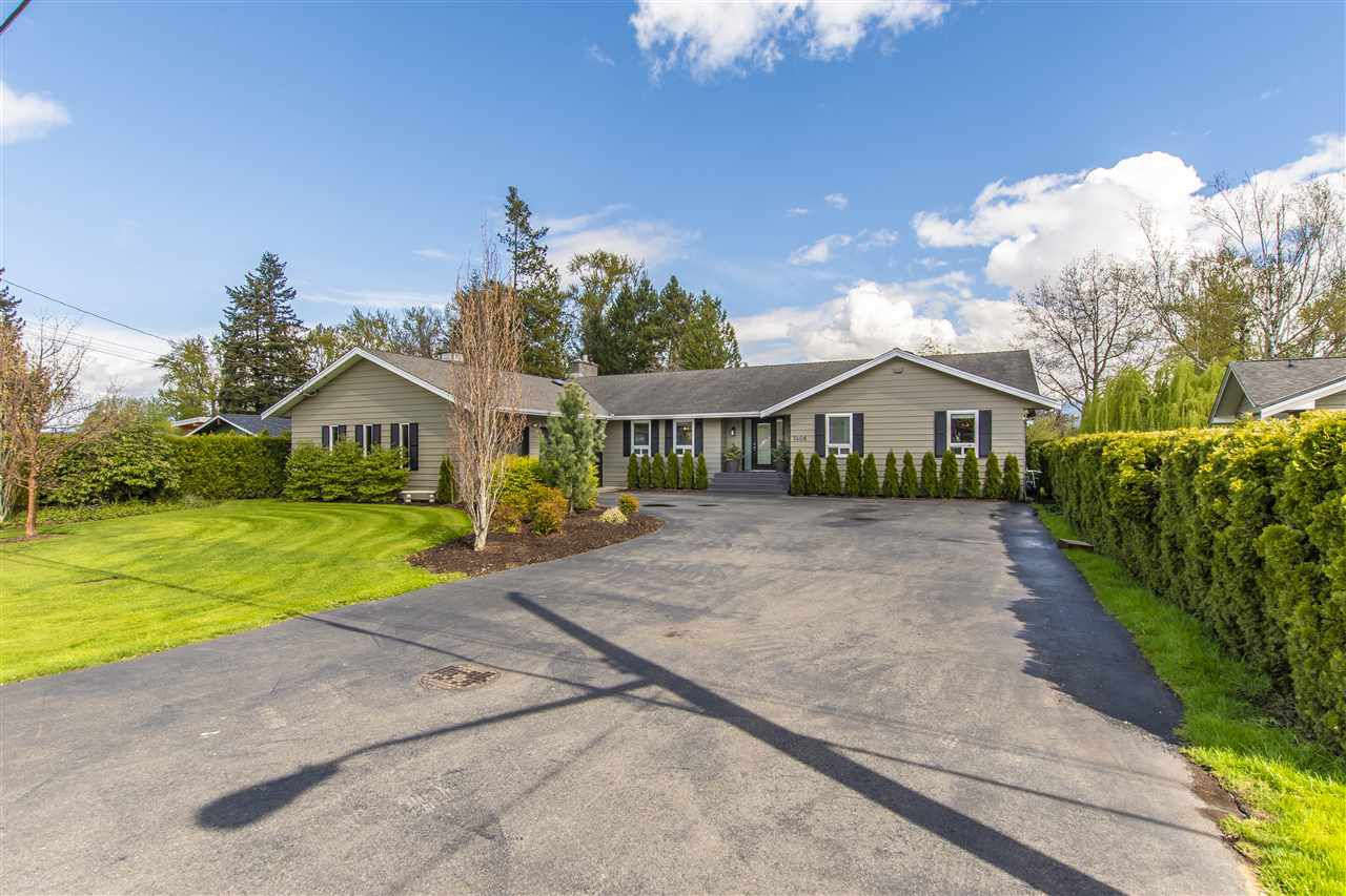 Main Photo: 7408 LEARY Crescent in Sardis: Sardis West Vedder Rd House for sale : MLS®# R2360767