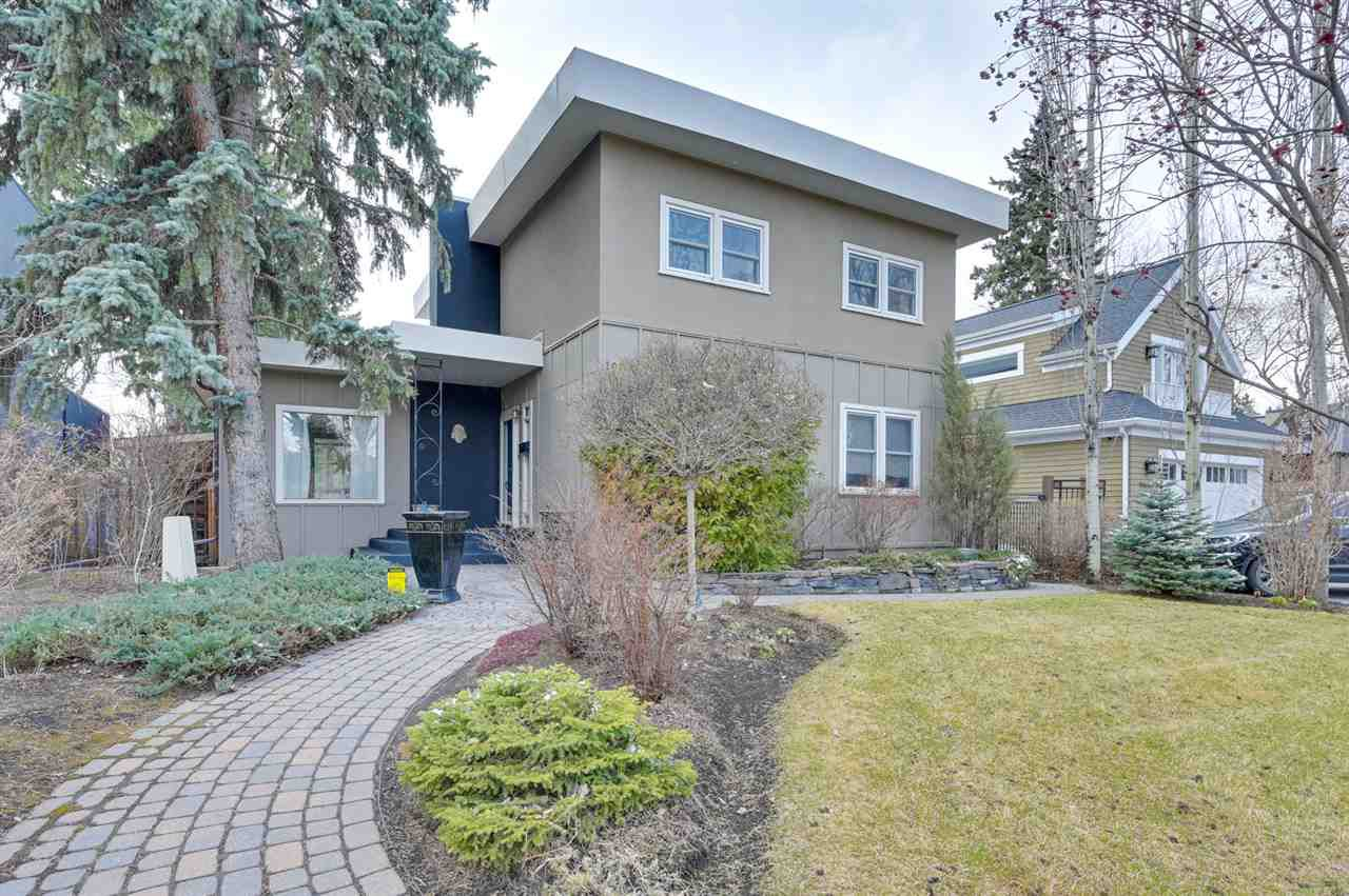 Main Photo: 10236 130 Street in Edmonton: Zone 11 House for sale : MLS®# E4154884
