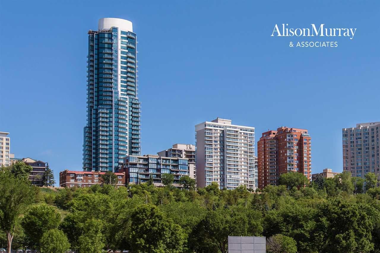 Main Photo: 1301 11969 JASPER Avenue in Edmonton: Zone 12 Condo for sale : MLS®# E4157496