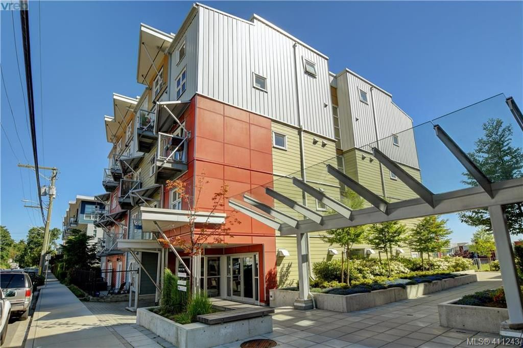 Main Photo: 215 787 Tyee Road in VICTORIA: VW Victoria West Condo Apartment for sale (Victoria West)  : MLS®# 411243