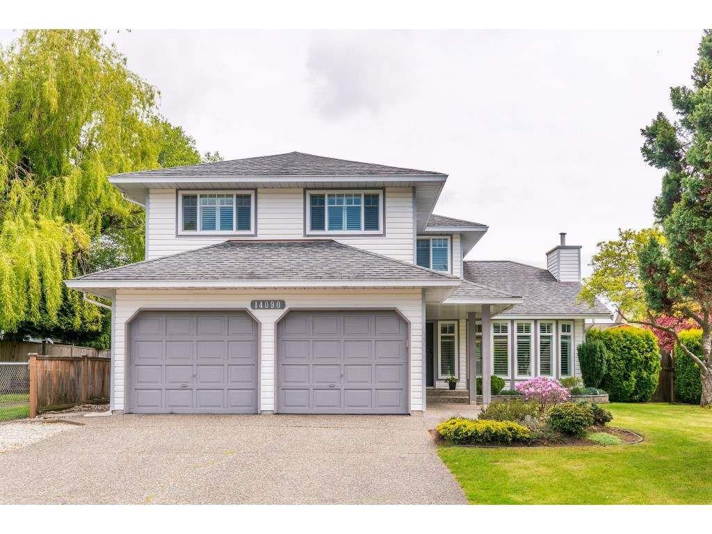 Main Photo: 14090 17 Avenue in Surrey: Sunnyside Park Surrey House for sale (South Surrey White Rock)  : MLS®# R2376398