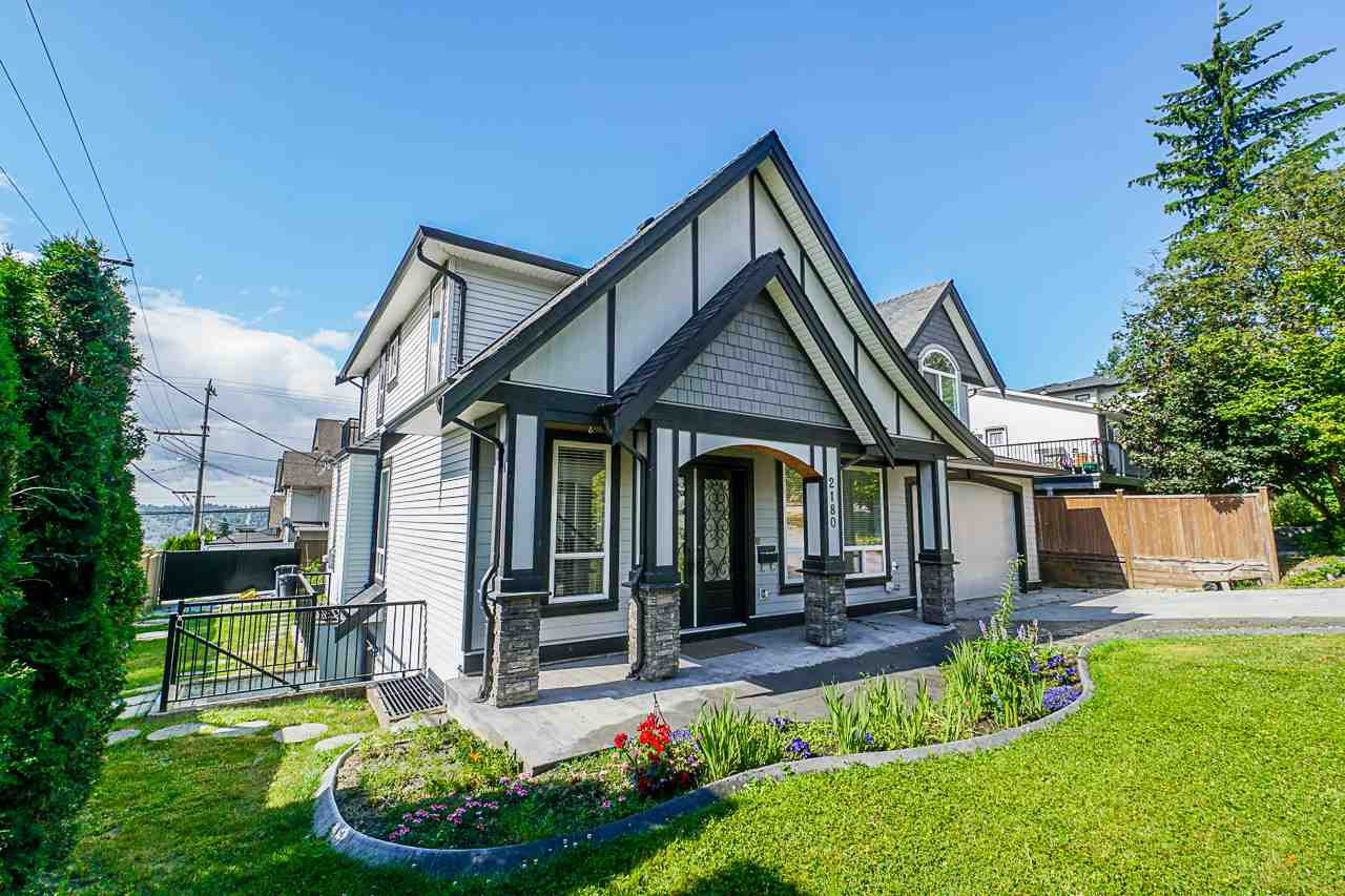 Main Photo: 2180 CRAIGEN Avenue in Coquitlam: Central Coquitlam House for sale : MLS®# R2381911