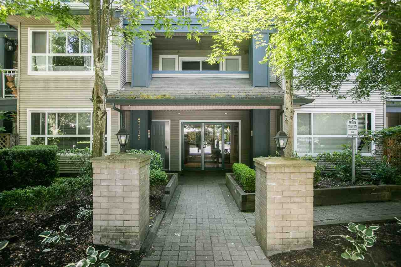 """Main Photo: 211 8115 121A Street in Surrey: Queen Mary Park Surrey Condo for sale in """"THE CROSSING"""" : MLS®# R2384622"""