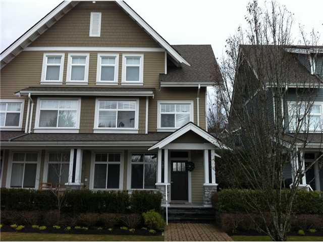 """Main Photo: 307 W 59TH Avenue in Vancouver: South Cambie Townhouse for sale in """"LANGARA GREEN"""" (Vancouver West)  : MLS®# V875043"""