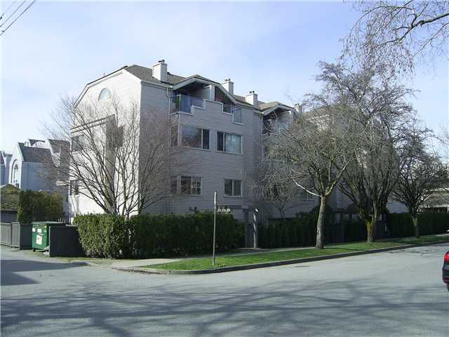 Main Photo: 3071 WILLOW Street in Vancouver: Fairview VW Townhouse for sale (Vancouver West)  : MLS®# V882694