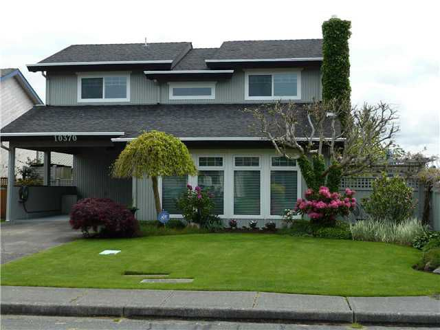 "Main Photo: 10370 HOLLYBANK Drive in Richmond: Steveston North House for sale in ""STEVESTON NORTH"" : MLS®# V891140"