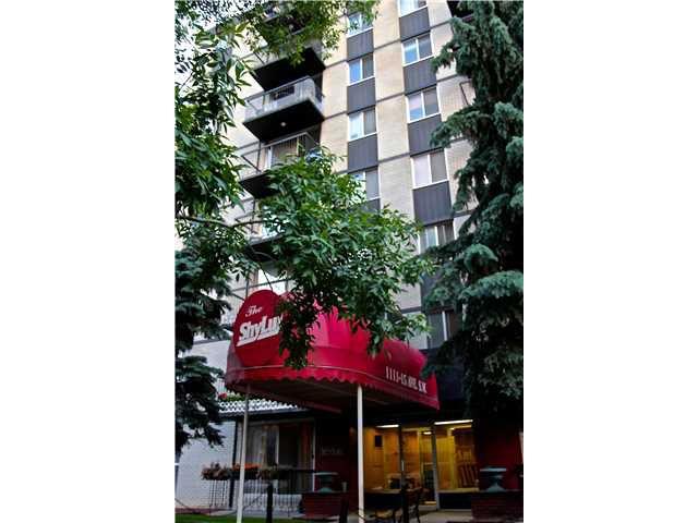 Main Photo: 203 1111 15 Avenue SW in CALGARY: Connaught Condo for sale (Calgary)  : MLS®# C3590675