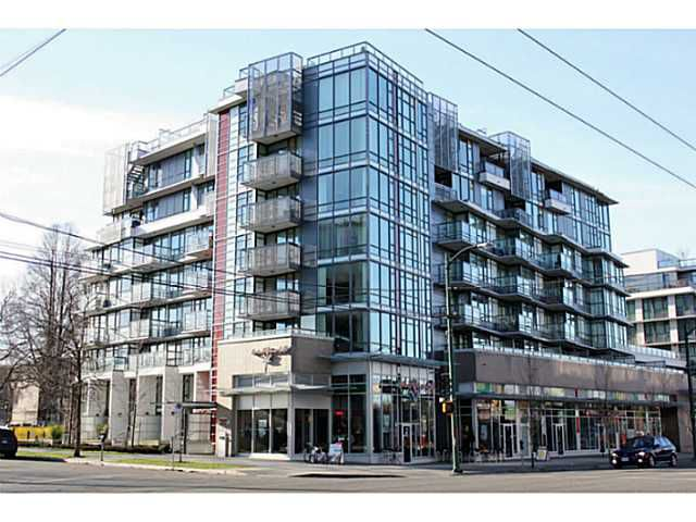 "Main Photo: 506 2507 MAPLE Street in Vancouver: Kitsilano Condo for sale in ""Pinnacle"" (Vancouver West)  : MLS®# V1040179"