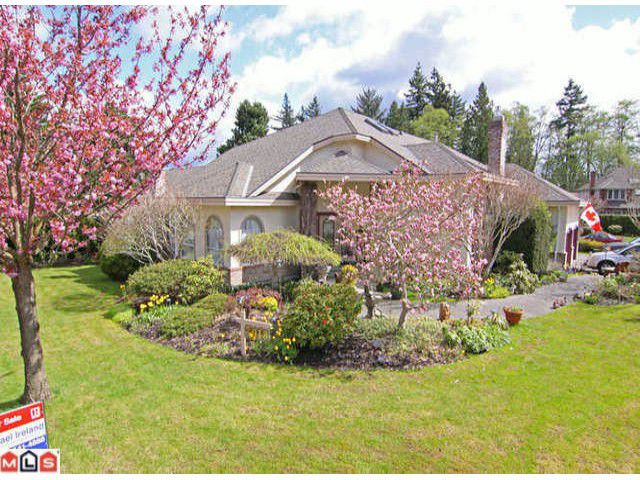 "Main Photo: 3018  141ST ST in Surrey: Elgin Chantrell House for sale in ""ELGIN CHANTRELL"" (South Surrey White Rock)  : MLS®# F1111102"
