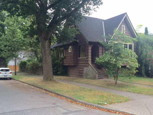 33 x 122 Corner Lot Land Value only. RS 5 Zoning + potential for Laneway House