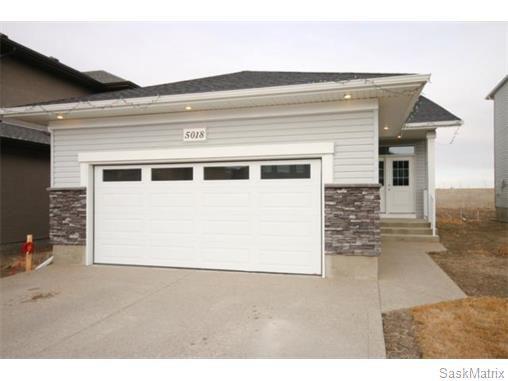 Main Photo: 5018 ANTHONY Way in Regina: Single Family Dwelling for sale (Regina Area 01)  : MLS®# 564728
