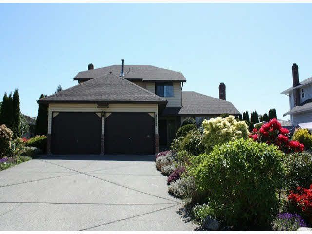 Main Photo: 18652 60A AVENUE in : Cloverdale BC House for sale : MLS®# F1310730