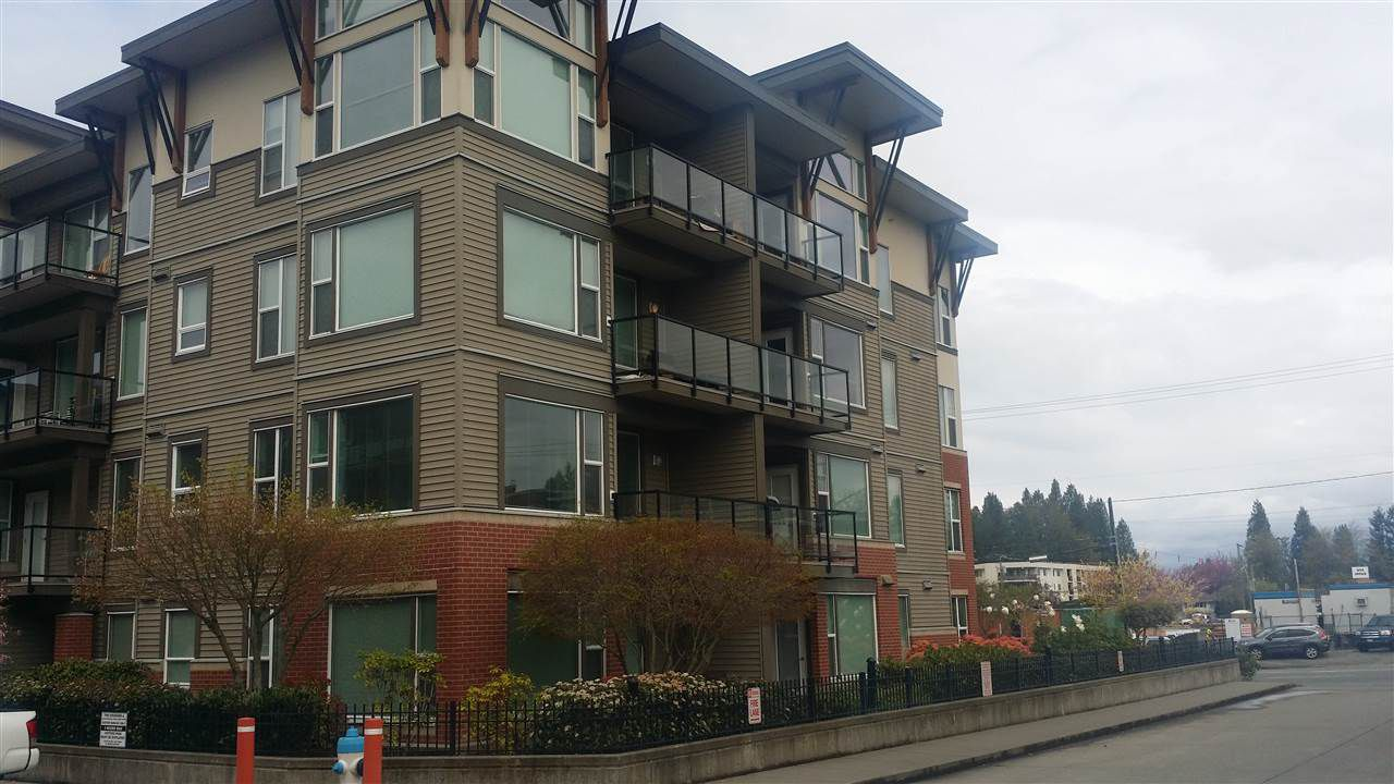 "Main Photo: 408 33538 MARSHALL Road in Abbotsford: Central Abbotsford Condo for sale in ""THE CROSSING"" : MLS®# R2164404"