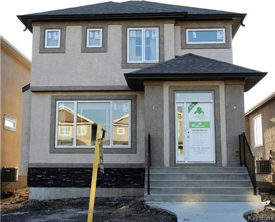 Main Photo: 38 Chelston Gate in Winnipeg: Devonshire Village Residential for sale (3K)  : MLS®# 1717634